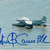 G21G on lake winnebago signed by a famous person.